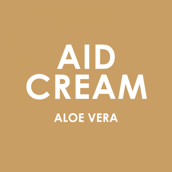 Ekologisk Aloe Vera aidcream_118