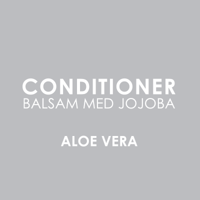 Ekologisk Aloe Vera conditioner