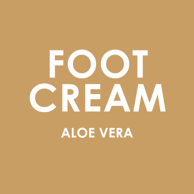 Ekologisk Aloe Vera footcream_118