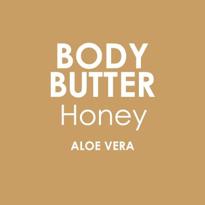 Ekologisk Aloe Vera guld_bodybutter_honey_148ml