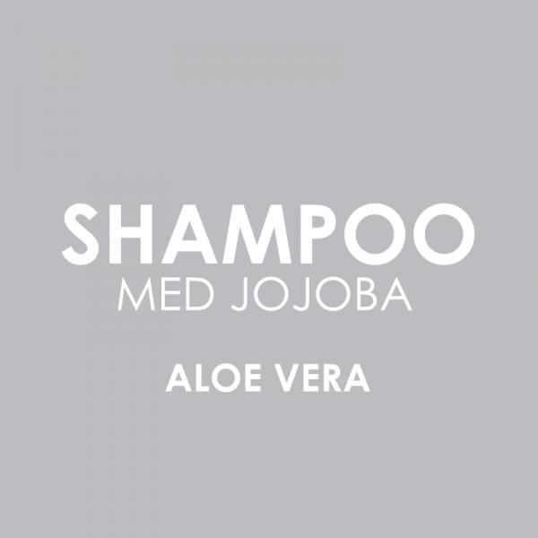 Ekologisk Aloe Vera shampoo