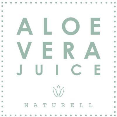 Aloe Vera Juice Naturell med fruktkött