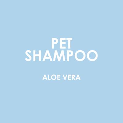 Ekologisk-Aloe-Vera-Pet-Shampoo