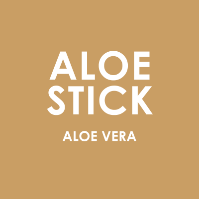 Ekologisk Aloe Vera aloe-stick