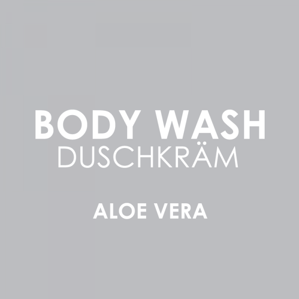 Ekologisk Aloe Vera body-wash
