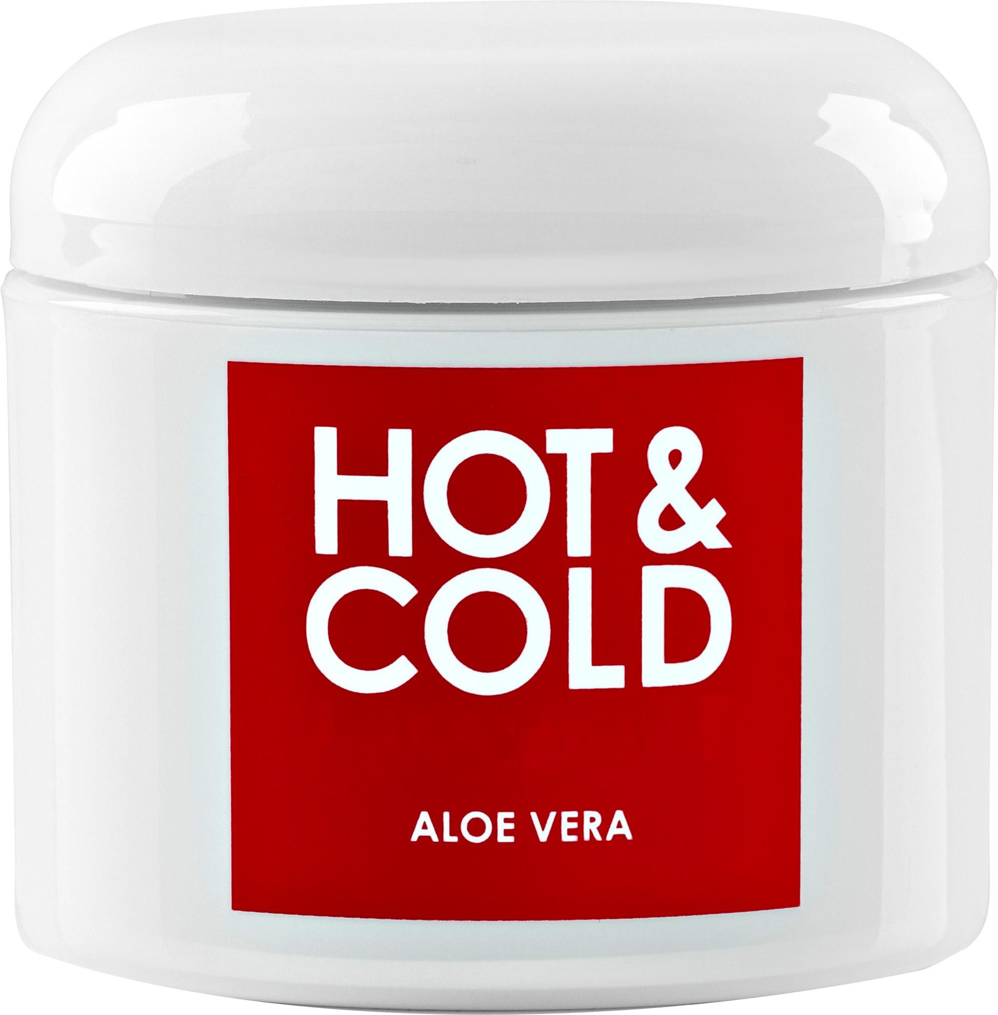 hot cold liniment aloe vera